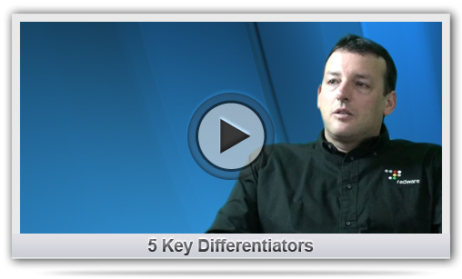5 Key Differentiators