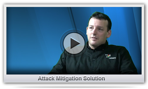 Attack Mitigation Solution